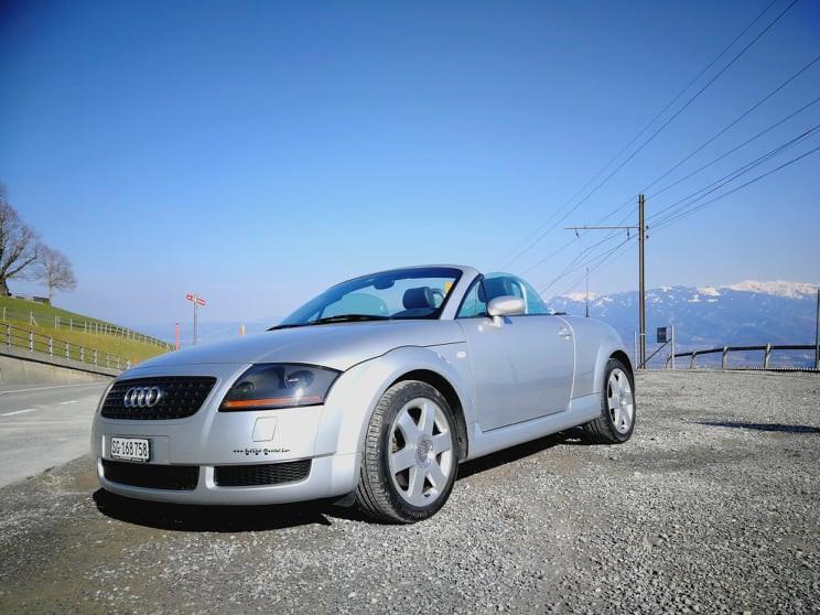 Audi TT Sabrina