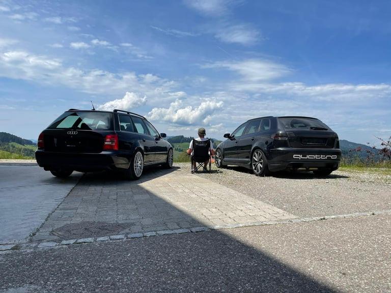 Audi S4 und A3 Kevin