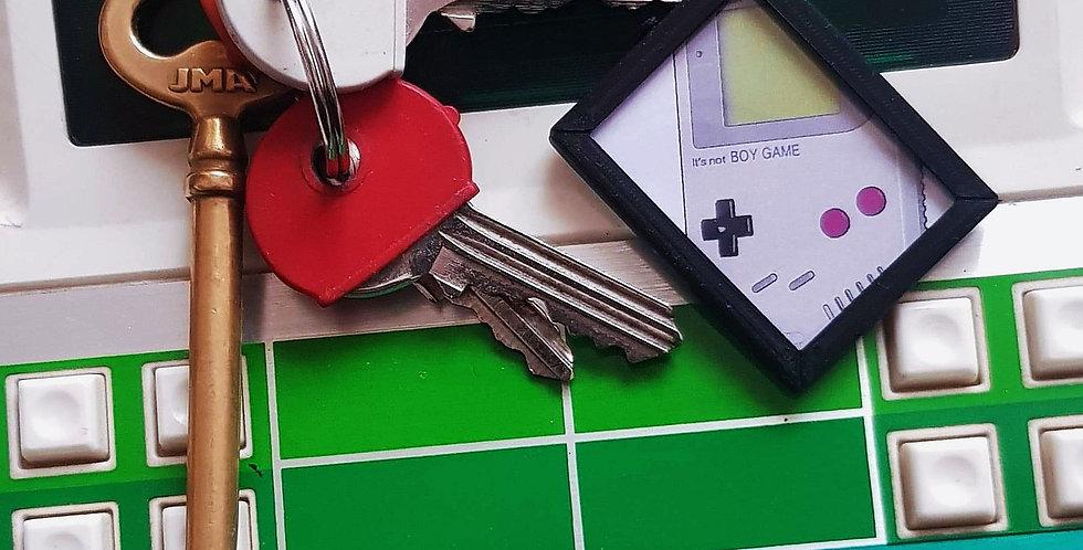 Porte-clés Retro