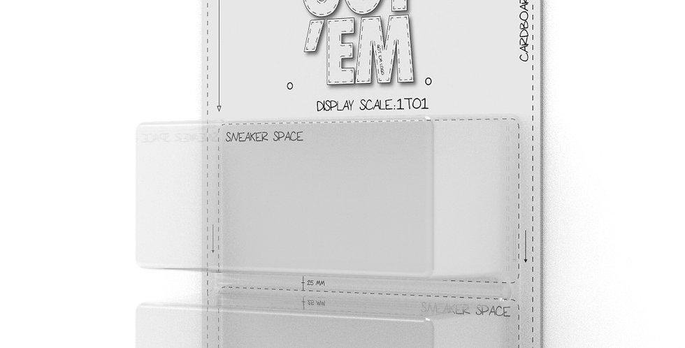 Display Air Max 1 Sketch to Shelf White