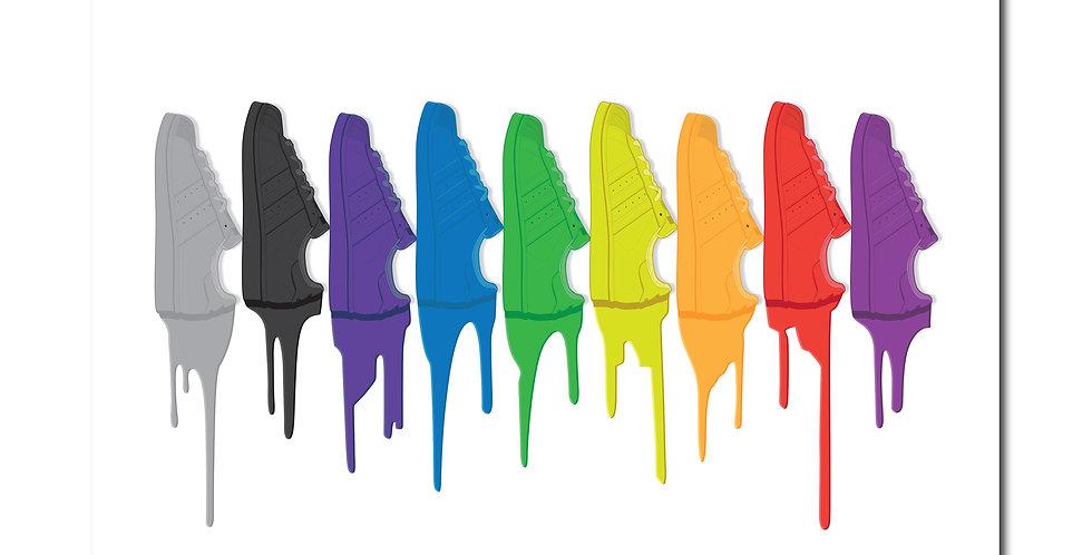 Affiche Supercolor