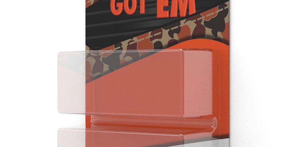 Display Air Max 90 Duck Camo Orange