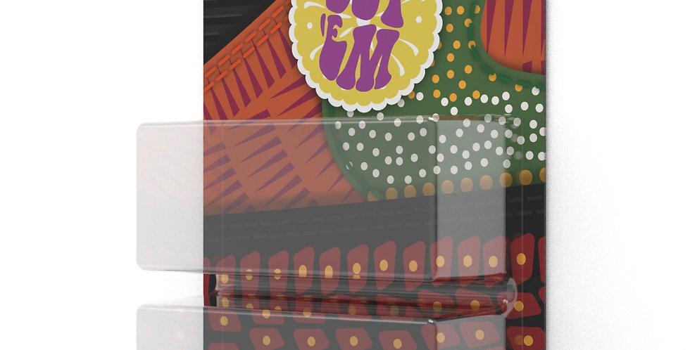 Display Air Max 90 Dia de los Muertos
