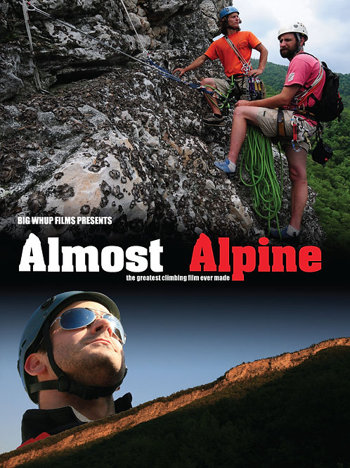 Almost Alpine DVD