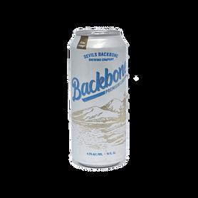 Devil's Backbone Backbone Premium Lager