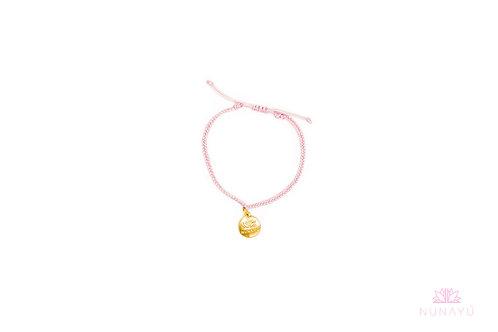 Nunayú Bracelet Gold Charm