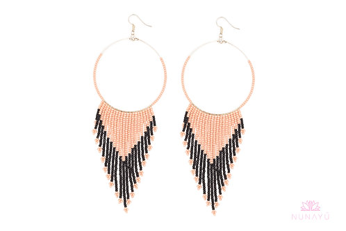 Earrings Sun