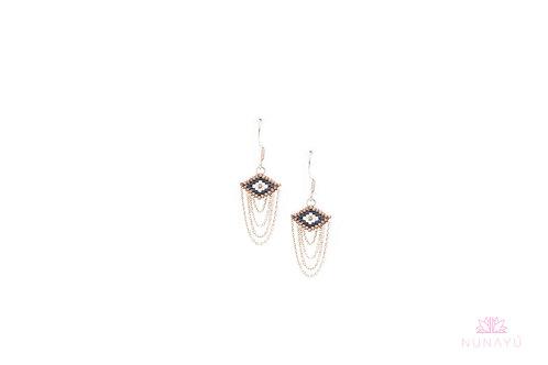 Earrings Semilla Silver