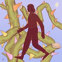 Irina Selaru, _Walking_.JPG