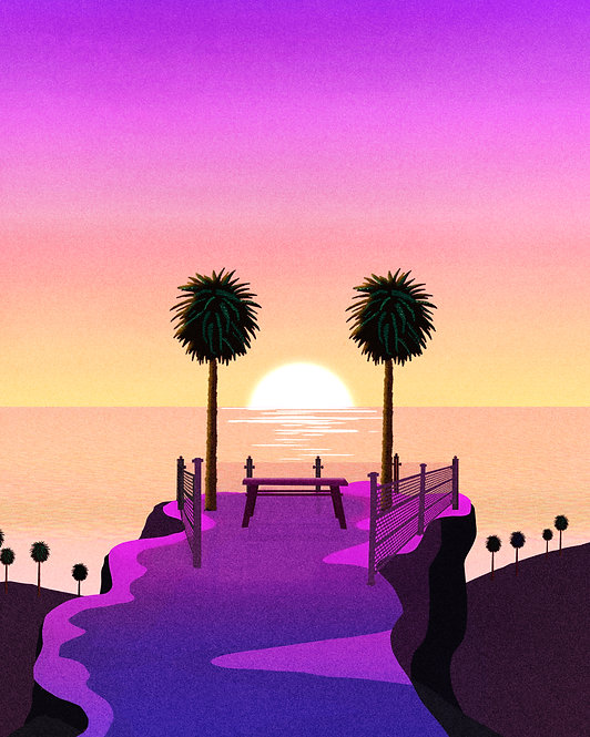 Palm Tree Point