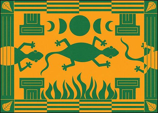 A Lizard State