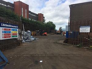Scrap Yard Glasgow