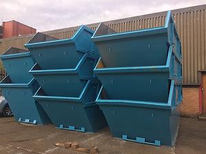 Skips for Scrap Glasgow