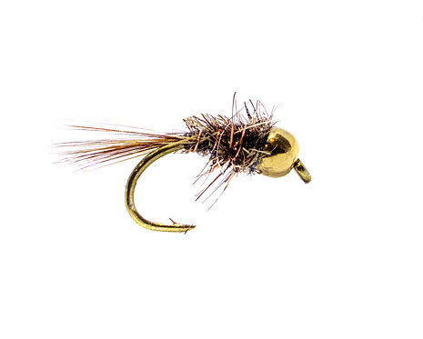 Category 3 fly Company Quality Flies Hare & Copper