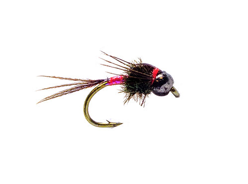 Category 3 fly Company Quality Flies Consultant UV Pink