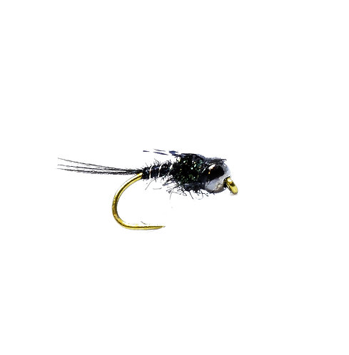 Category 3 Fly Company Premium Quality Flies All Black