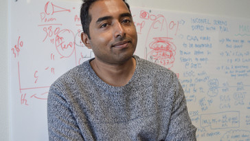 Employee Spotlight: Arjun Mandal - Researcher