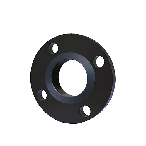 Flange Liso Aço Carbono Face Ranhurada RF Schedule 40 150 Lbs ANSI B16.5 2.1/2""