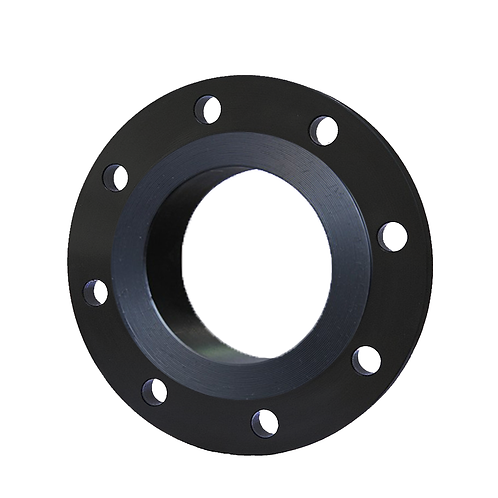 Flange Liso Aço Carbono Face Ranhurada RF Schedule 40 150 Lbs ANSI B16.5 4""