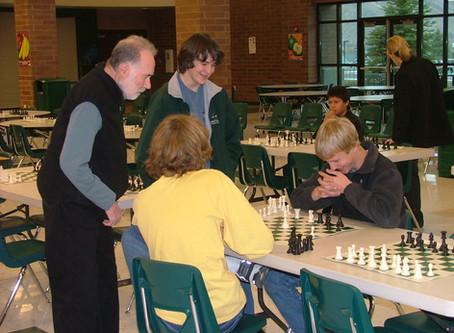 Norman Friedman - Chess Philanthropist