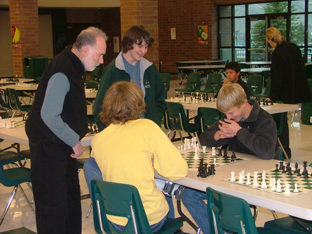 Norman Friedman - Chess Philanthropist