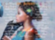 jeune femme malgache de profil