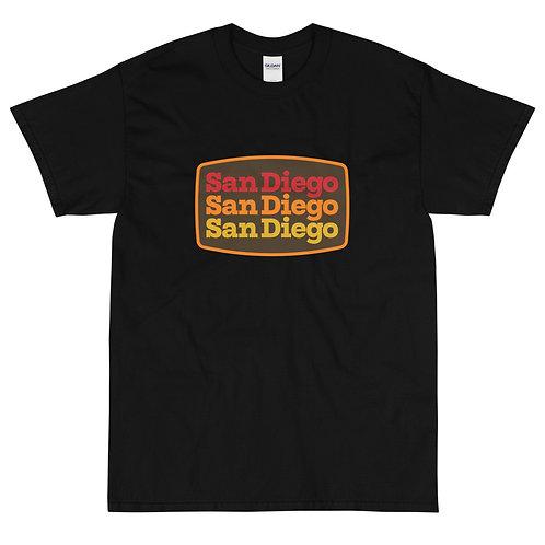 San Diego Badge Tee