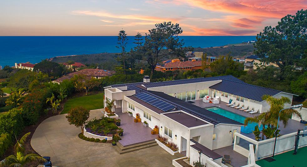 San Diesgo County Luxury Home Design