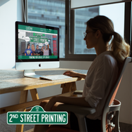 2ND STREET PRINTING WEBSITE