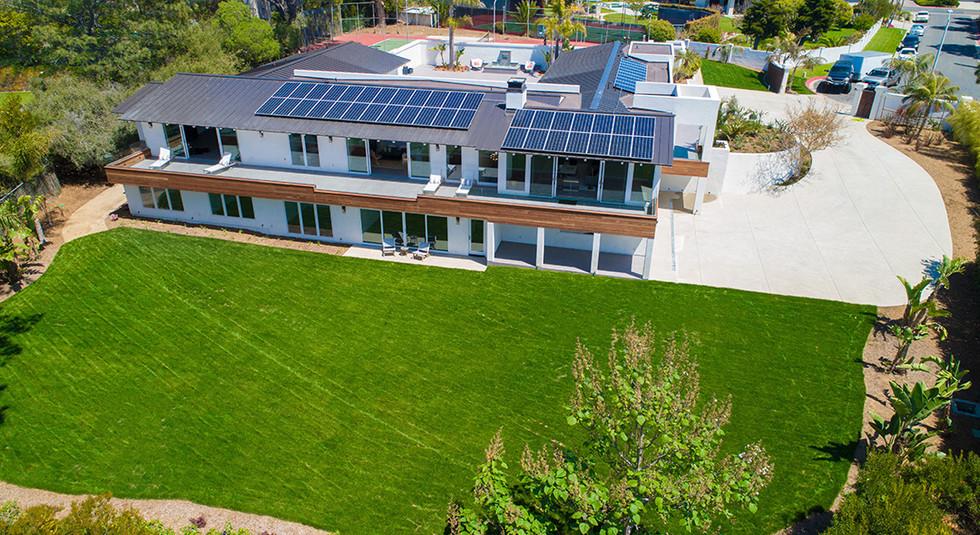 Home Design Aerial View