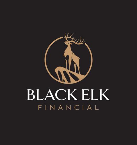 Black Elk Logo Color