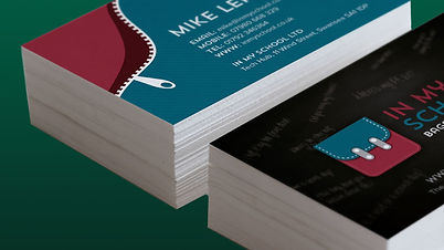 Custom Business Card Printing