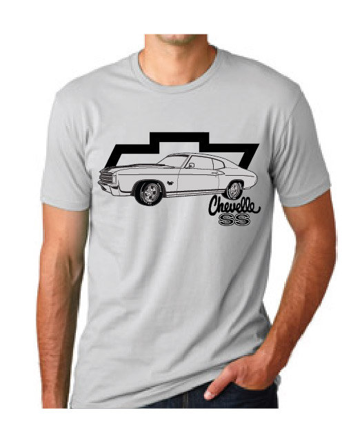 Chevelle SS Tee