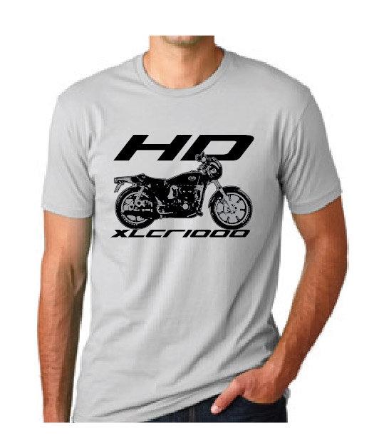 HD SPORTSTER XLCR1000 TEE