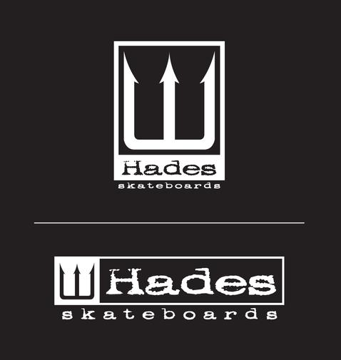 Hades Logo White