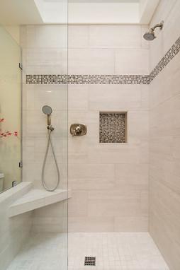 Spoon Bill - Tile Design Master Bath - C