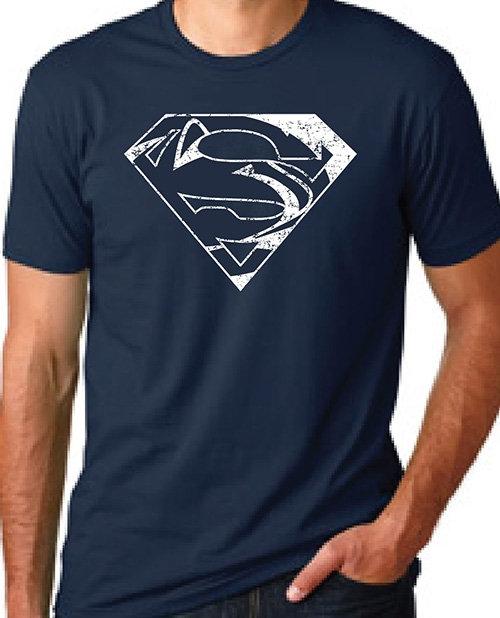 SUPERMAN PENN STATE TEE