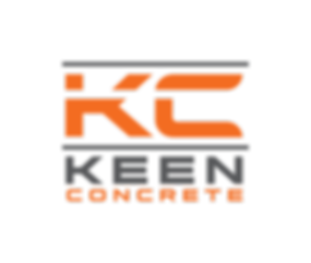 2020 Keen Concrete Horizontal Logo-Print