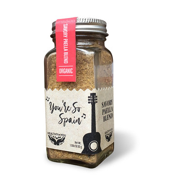 Healthy On You-Youre So Spain Spice Labe
