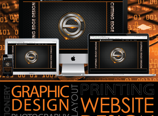 Let Cutting Edge Design Assist You In Your Creative Process.