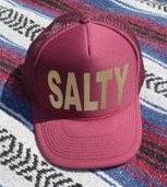 SALTY TRUCKER CAP