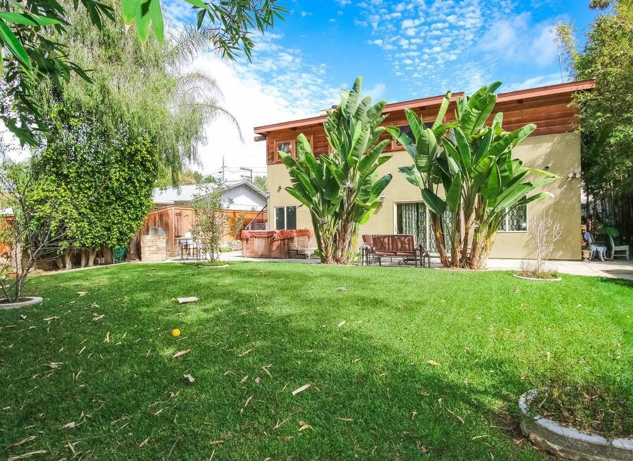 Eucalyptus Outdoor Living Space Design