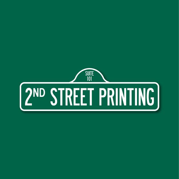 2nd Street Printing