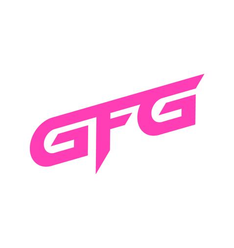 GFG Logo Pink