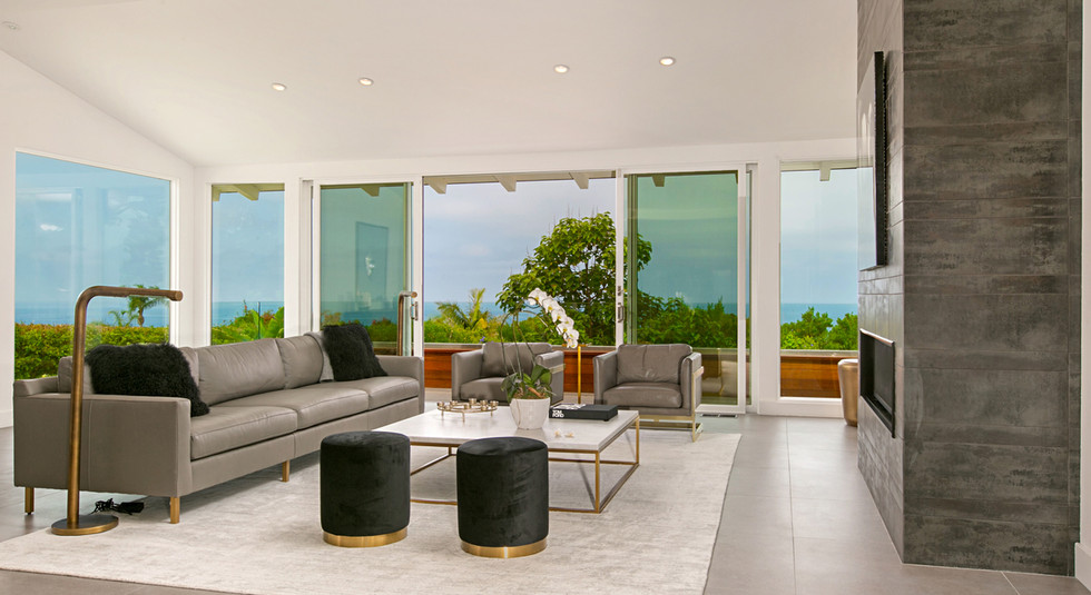 Living Room Design and Remodel Serveices