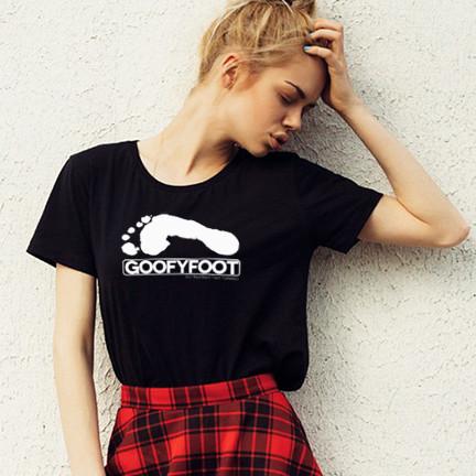 Goofyfoot Logo Front