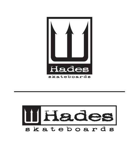Hades Logo Black