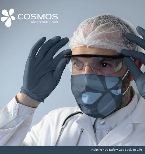 Cosmos Health Solutions Advertisement