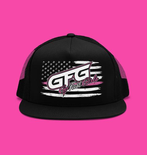 GFG Flag Hat