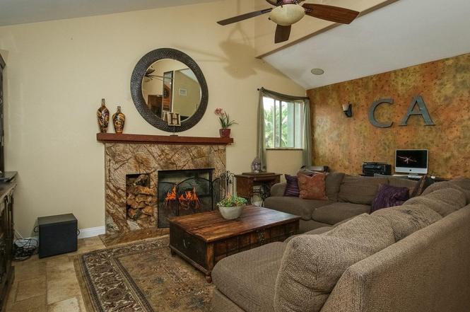 Eucalyptus Family Room Design
